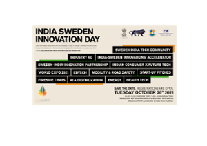 thumbnails India Sweden Innovation Day 26 October, 2021