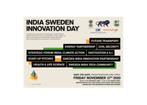 thumbnails India Sweden Innovation Day 2020
